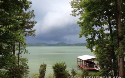 Storm Over Cherokee Lake