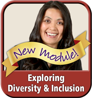 "Module 1: ""Exploring Diversity & Inclusion"" from ""Diversity & Inclusion: It's Our Business"" eLearning"