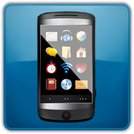Cellphone / Mobile Phone Icon