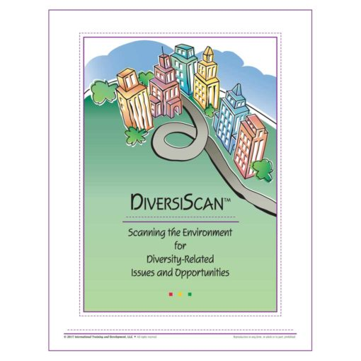 "Cover of ""DiversiScan: Scanning the Environment for Diversity-Related Issues and Opportunities"""