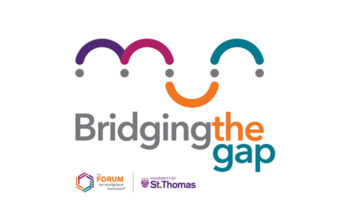 Bridging the Gap Conference at The Forum on Workplace Inclusion at the University of St. Thomas