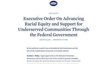 Executive Order …